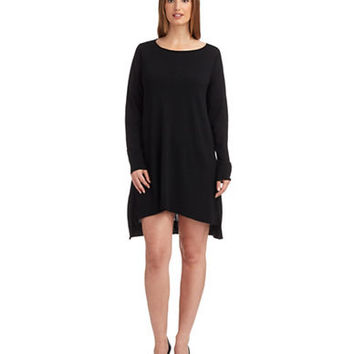 Eileen Fisher Petite Merino Knit Dress
