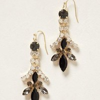 Ascent Earrings by Anthropologie Black One Size Earrings