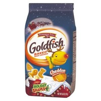 Pepperidge Farm Holiday Shapes GoldFish 6.6 oz