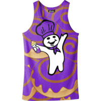 Pillsbury Lean Boy Tank
