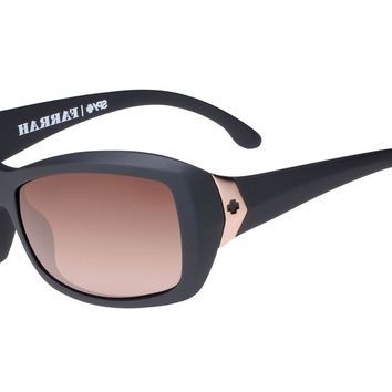 Spy - Farrah Femme Fatale Sunglasses, Happy Bronze Fade Lenses