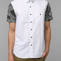 Urban Outfitters - ZANEROBE Bandana Button-Down Shirt