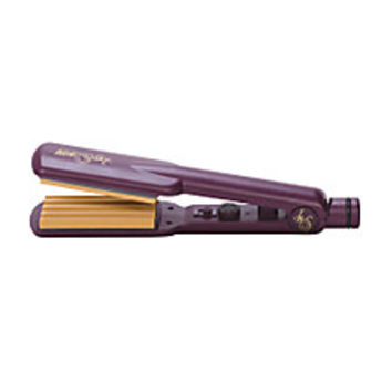 Hot N Silky Tourmaline Ceramic Professional Crimping Iron