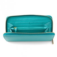 100% Argentine Leather Wallet with Leather Interior | Cuyana Shop