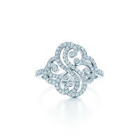 Tiffany & Co. - Tiffany Enchant®:Double Heart Ring