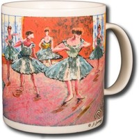 Coffee Mug: Degas Ballet Dancers