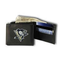 Pittsburgh Penguins NHL Embroidered Billfold Wallet