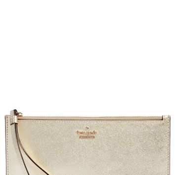 kate spade new york cameron street ariah leather wristlet | Nordstrom