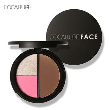 Multi-function 3-color Contour Blush [9005132484]