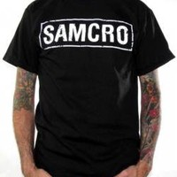 ROCKWORLDEAST - Sons Of Anarchy, T-Shirt, SAMCRO