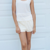 New- Bohemian Chic Relaxed Tank Top