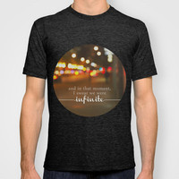 perks of being a wallflower - we were infinite T-shirt by Lissalaine | Society6