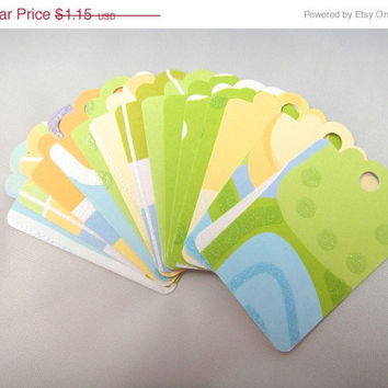 On sale Gift Tag Note Card 14