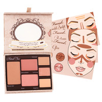 Too Faced Natural Face Natural Radiance Face Palette ($76 Value)