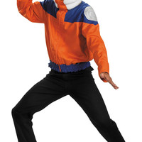 Naruto Dlx Jacket 14 To 16