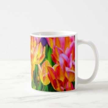 Tulip Flowers - Flourish Coffee Mug