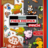 NES Remix Pack - Nintendo Selects - Wii U (New)