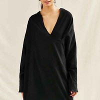 Urban Renewal Remade Gauze Cocoon Dress
