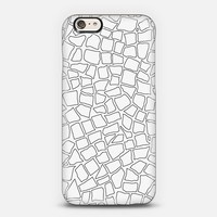 British Mosaic DIY iPhone 6 case by Project M | Casetify