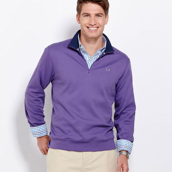 Shop Pullovers for Men: Jersey 1/4-Zip For Men - Vineyard Vines