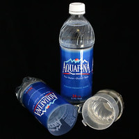 Aquafina Water Bottle Safe Can Secret Container Hidden Diversion Stash