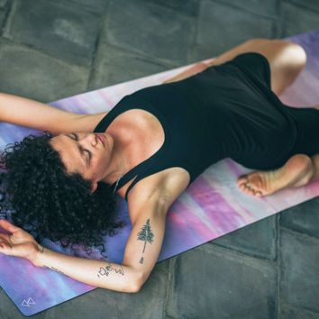Hot Yoga Towel – Breathe