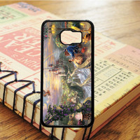 Beauty And The Beast Princess Belle Samsung Galaxy S6 Case