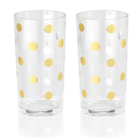 highball glasses - raise a glass - kate spade new york