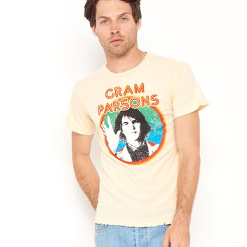 Gram Parson's Circle Men's Crew - Summer Melon