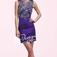 Mac Duggal Homecoming 40353N Dress