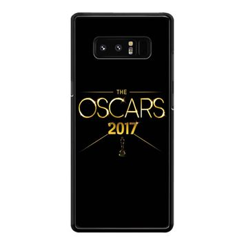 The Oscars 2017 Samsung Galaxy Note 8 Case