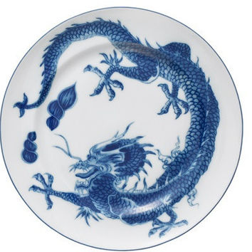 Mottahedeh Blue Dragon Dinnerware Collection