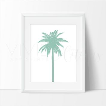 Mint Palm Tree
