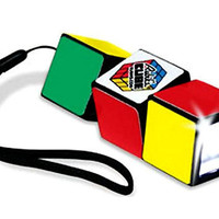 Rubiks Cube Flashlight » Funny, Bizarre, Amazing Pictures & Videos