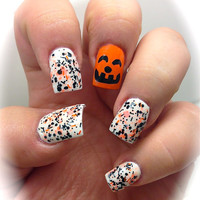 NEWPimp My Pumpkin Halloween Collection   by lushlacquer on Etsy