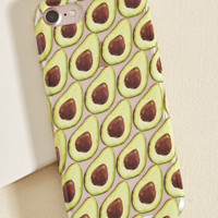 You've Guac to Be Kidding Me iPhone 7 Case | Mod Retro Vintage Wallets | ModCloth.com