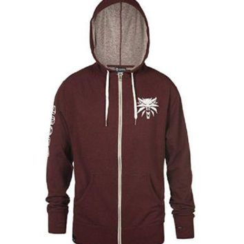 The Witcher 3 - Arsenal Adult Zip Up Hoodie