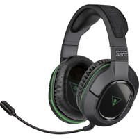Turtle Beach - EAR FORCE Stealth 420X Over-the-Ear Wireless Gaming Headset - Black/Green