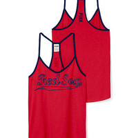 Boston Red Sox Strappy V-Neck Tank - PINK - Victoria's Secret
