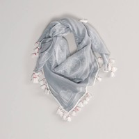 AEO Printed Scarf   American Eagle Outfitters