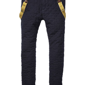 Quilted Padded Pants - Scotch & Soda
