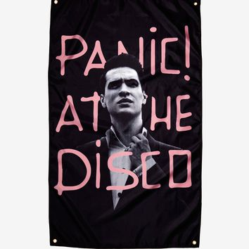 Panic! At The Disco Wall Flag