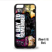 A Day To Remember iPhone 6, iPhone 6s, iPhone 6 Plus, iPhone 6s Plus Case