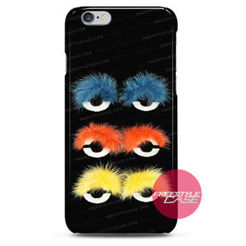 Bugs Statement with Fur-Fendi  iPhone Case 3, 4, 5, 6 Cover
