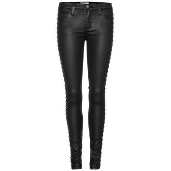 current/elliott - the ankle skinny jeans with studs