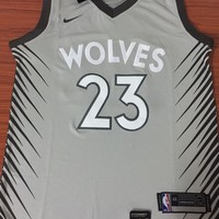 Minnesota Timberwolves #23 Jimmy Bulter City Edition Jersey