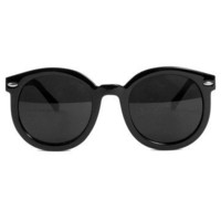 GYPSY WARRIOR - Circle Sunglasses