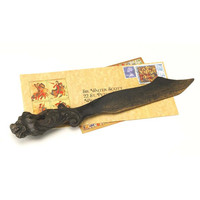 Park Avenue Collection Griffon Sword Letter Opener