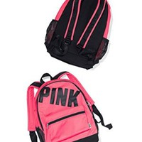 Victoria's Secret PINK! Ultimate Campus Backpack PINK +BONUS VS DECAL