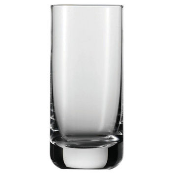 Tritan Convention Long Drink Glasses, Set of 6, Tumblers, Water & Juice
